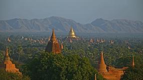 Birma: milion turystów w 2012 roku; w 2013 rekordowe 1,5 mln?