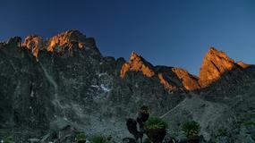 Mount Kenya - wspinaczka na równiku