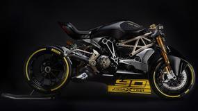 Szalony koncept motocykla Ducati XDiavel draXter