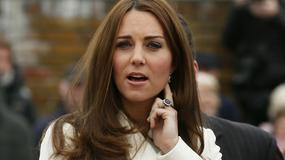 Księżna Kate w szóstym miesiącu ciąży.Wygląda rewelacyjnie