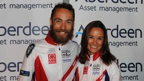 Pippa Middleton wraz z bratem wzięła udział w Race Across America
