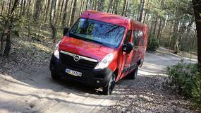 Opel Movano 2.3 CDTI Biturbo 4x4 – na drogę i w pole