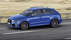 Audi RS Q3 performance – zastrzyk mocy