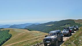 4x4 w Rumunii: szlakiem karpat, legend i historii
