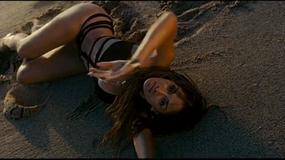 """Seksowna Nicole Scherzinger na planie teledysku """"Your Love"""""""