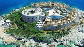 Wyspa Mamula w Czarnogórze - były obóz koncentracyjny zmieni się w luksusowy kurort?
