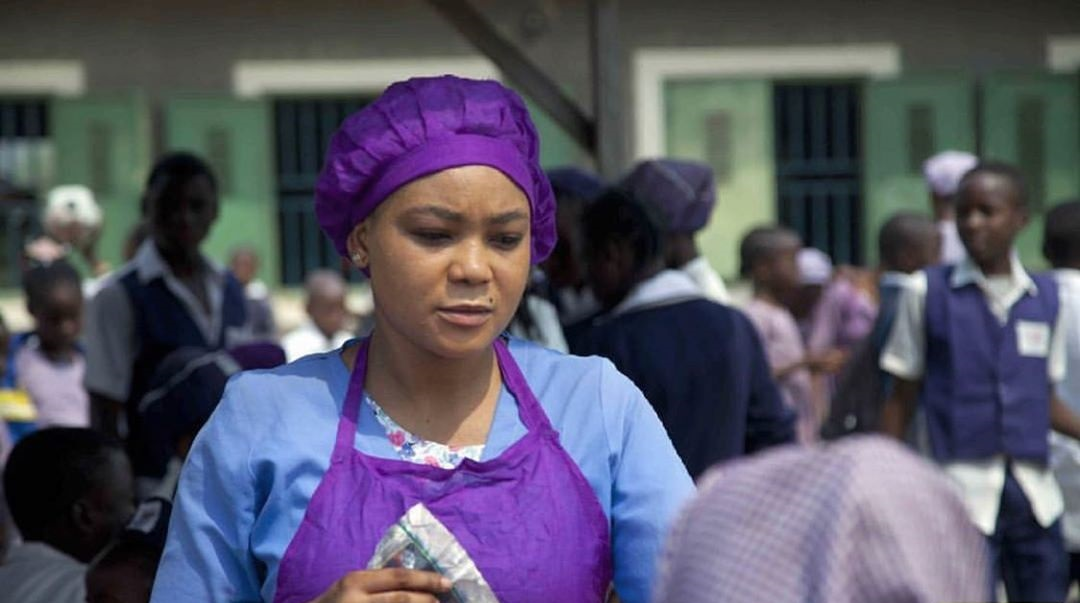 Rachael Okonkwo has featured in Femi Adebayo's anticipated film, 'Survival of Jelili'. [Instagram/survivalofjelili]