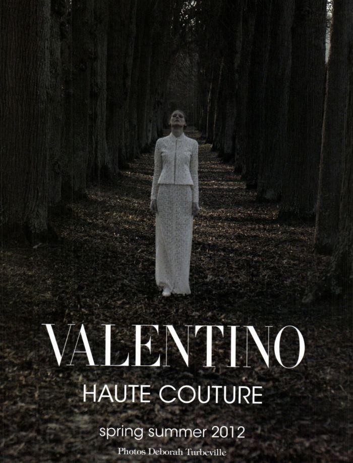 Deborah Turberville - Valentino
