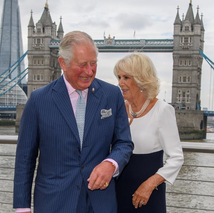 Károly herceg egészsége , úgy néz ki rendben van.