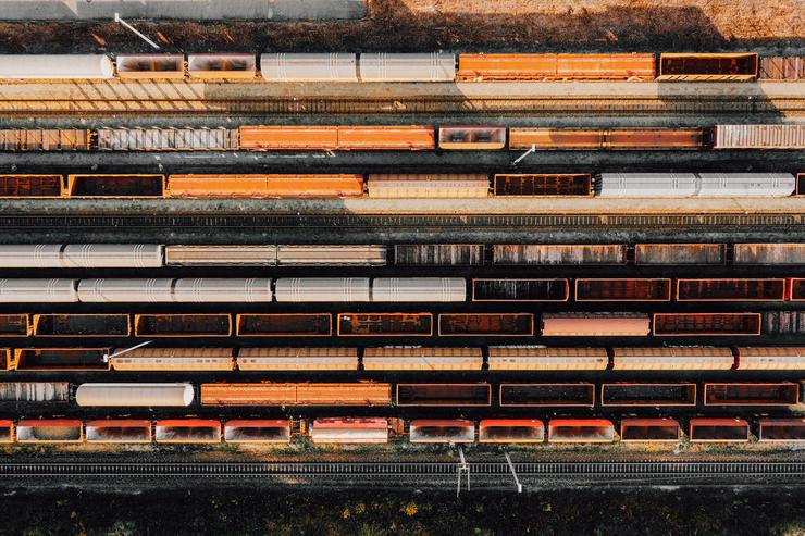 Vonat temető / Fotó: Northfoto