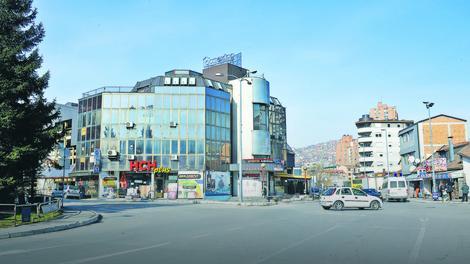 Mala Slavija: Raskrsnica u Užicu na kojoj će biti izgrađen kružni tok i postavljen spomenik ako ga dobiju