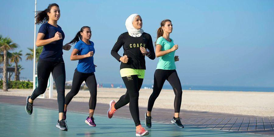 Najnowsza kampania Nike poświęcona kobietom z Bliskiego Wschodu