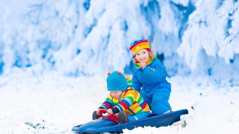 Hideg időben mindig a réteges öltözködés a legjobb megoldás / Fotó: Shutterstock