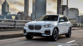 BMW X5 xDrive30d - komfortowe na asfalcie, zaskakujące w terenie