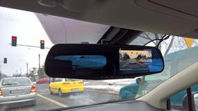 Goclever Drive Mirror Safego Full HD - test lusterka z kamerą cofania
