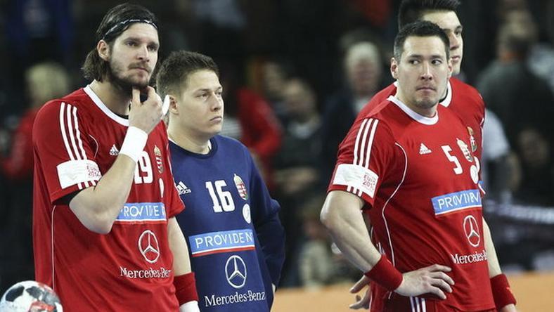 Nem szerepelt jól a Eb-n sem a férfi kézicsapat /Fotó: MTI