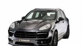 Porsche Cayenne Hamann