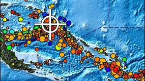 Papua-Nowa Gwinea: niewielkie tsunami po trzęsieniu ziemi o sile 7,7 w skali Richtera