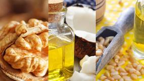 Tłuszcze najważniejsze dla zdrowia i ich właściwości (kwasy omega-3, olej lniany, olej rzepakowy)