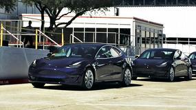 Tesla Model 3 - wizja staje się rzeczywistością