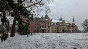Pałac w Krowiarkach. Czy piękna rezydencja na Śląsku dostanie szansę na drugie życie?