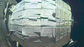 Nadmuchiwany moduł ISS wreszcie gotowy