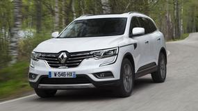 Renault Koleos - wydanie drugie poprawione   TEST
