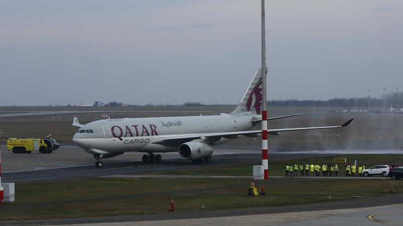 Qatar Airways Cargo / Fotó: Fuszek Gábor