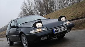 Volvo 480 - Typ na wymarciu