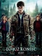 Harry Potter i Insygnia Śmierci: Cz. II