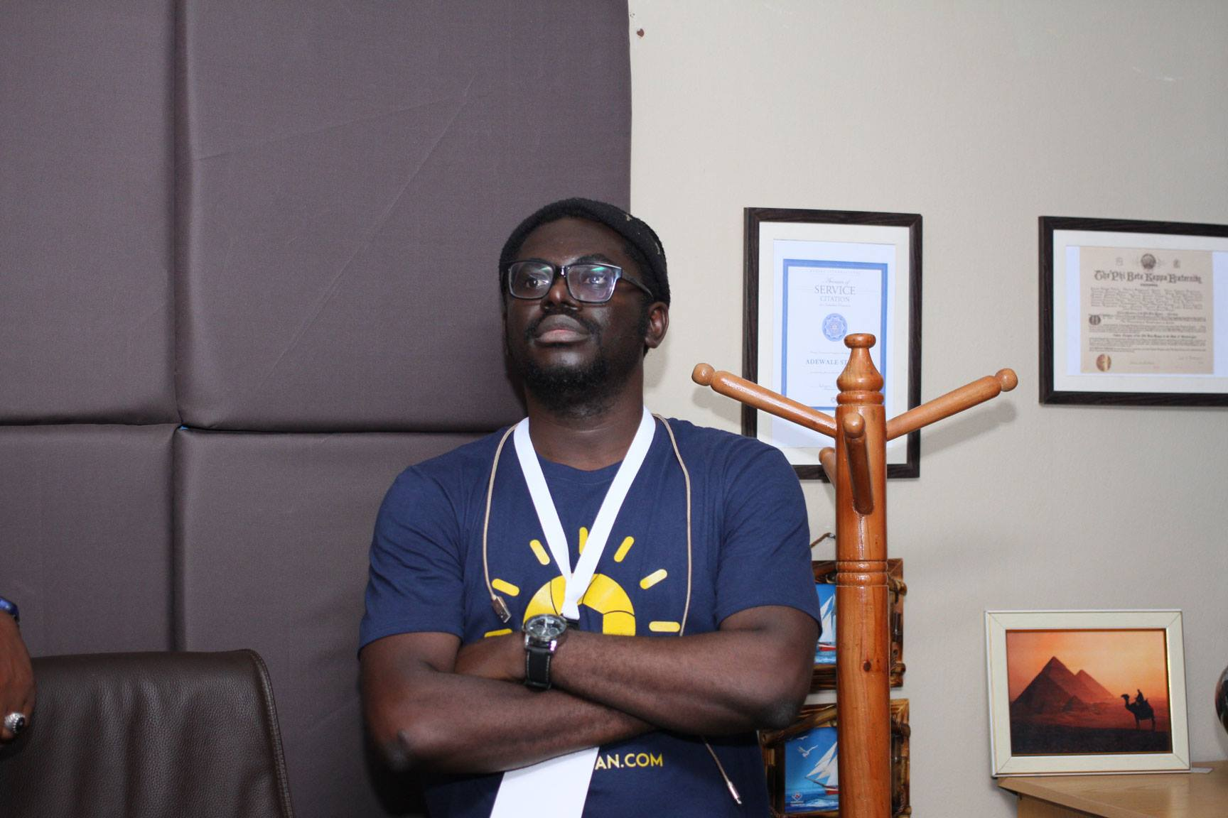 Niyi Akinmolayan stands tall as the man behind the highest-grossing film in Nollywood, 'The Wedding Party 2'.