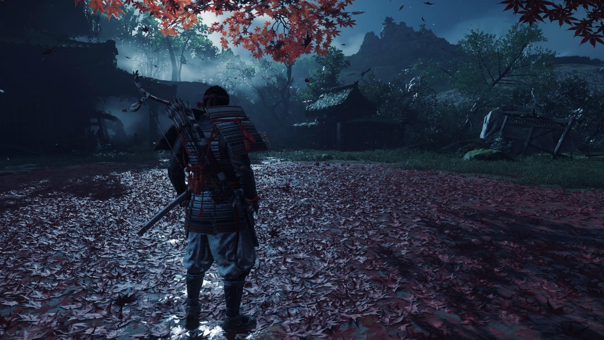 Vývojári sa pohrali s nasvietením scény, vďaka čomu hra vyzerá nádherne aj v noci.