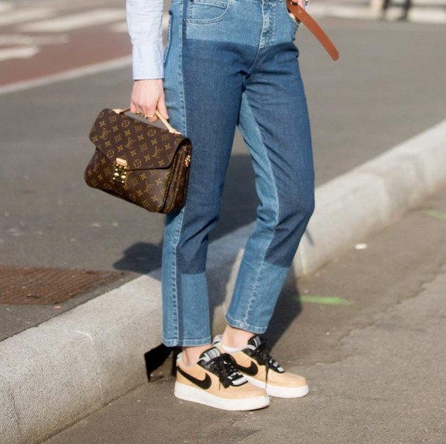 street style sneakersy nike