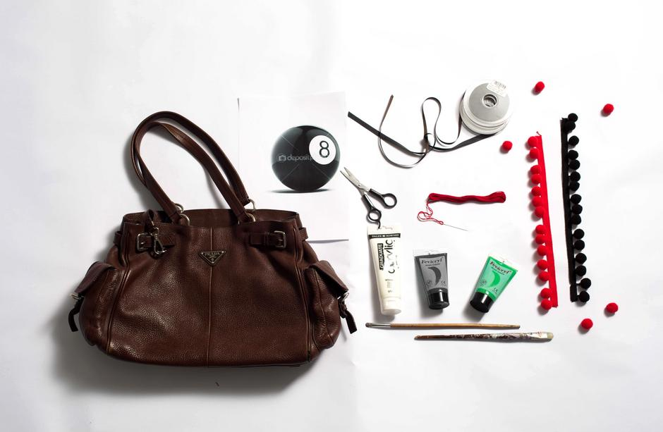 Metamorfoza starej torebki