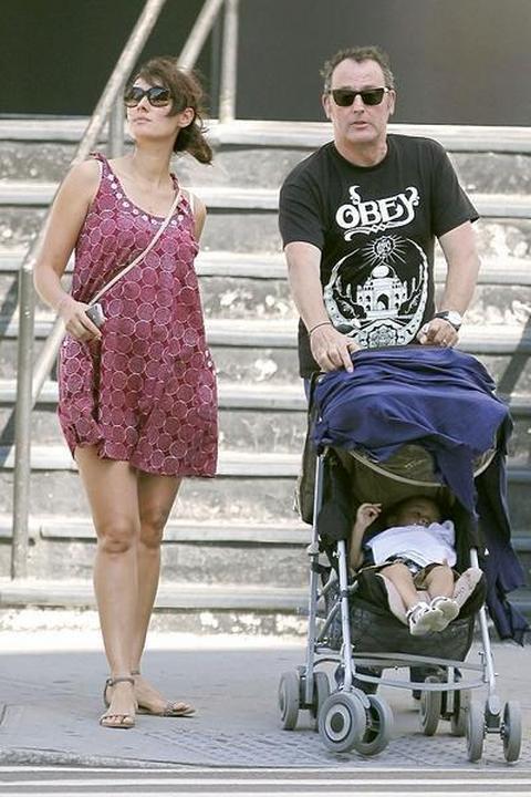 Jean Reno i Zofia Boru...