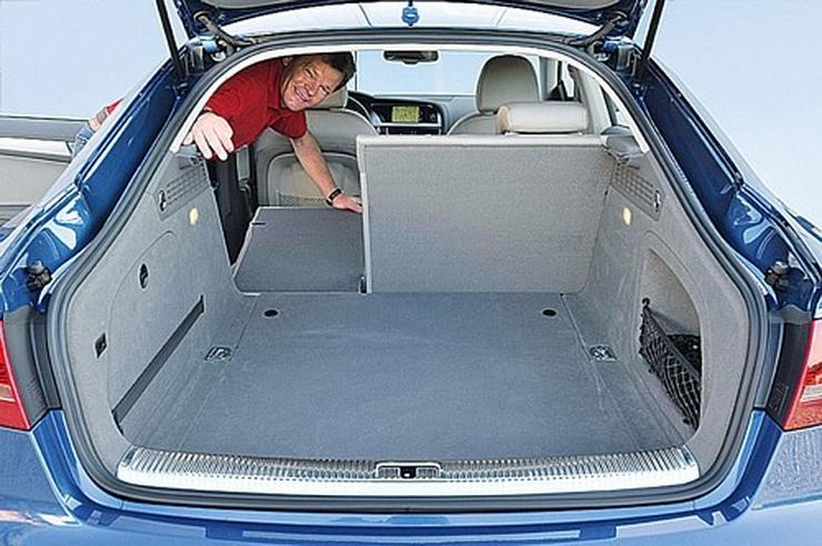 Audi A5 Sportback Płaskie Quattro Auto Świat