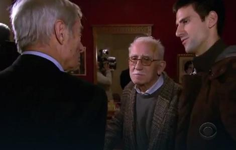 Novak s dedom Vladom:Od malih nogu me je učio da se nikada ne predajem