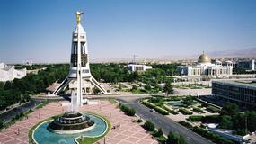 Aszchabad - niezwykła stolica Turkmenistanu