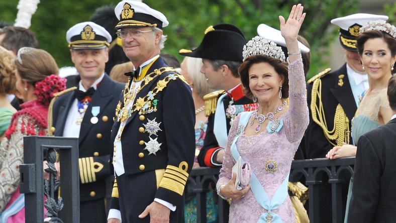 Mostanra Károly Gusztáv király és Szilvia rendezte a családi viszályt /Fotó: Northfoto
