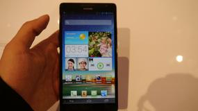 Nowy flagowiec Huawei'a - Ascend P2