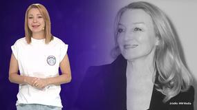 Małgorzata Kożuchowska wspomina Halinę Skoczyńską - flesz filmowy