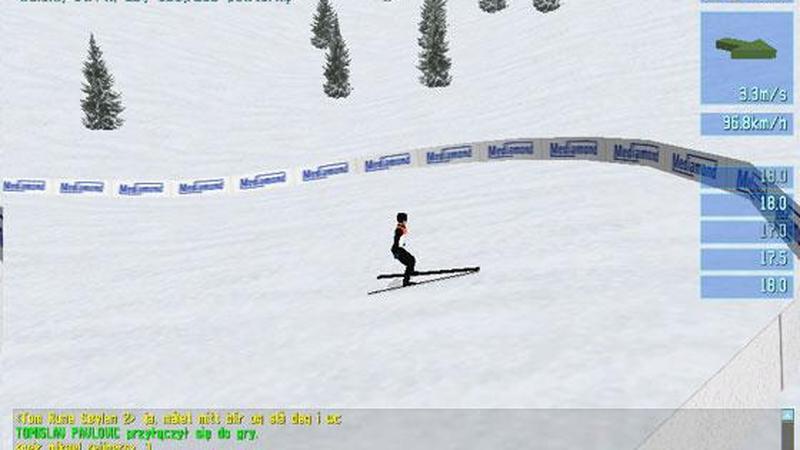 Deluxe Ski Jump 3 Online
