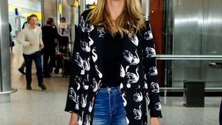 Best Look: Heidi Klum w płaszczu Valentino