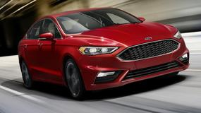 Ford Fusion/Mondeo po liftingu