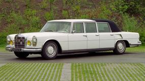 Mercedesy ociekające luksusem – wersje Pullman