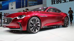 Gwiazdy salonu Auto Shanghai 2017