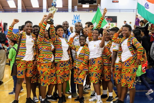 Methodist Girls' Senior High School wins 2019 World ROBOFEST competition