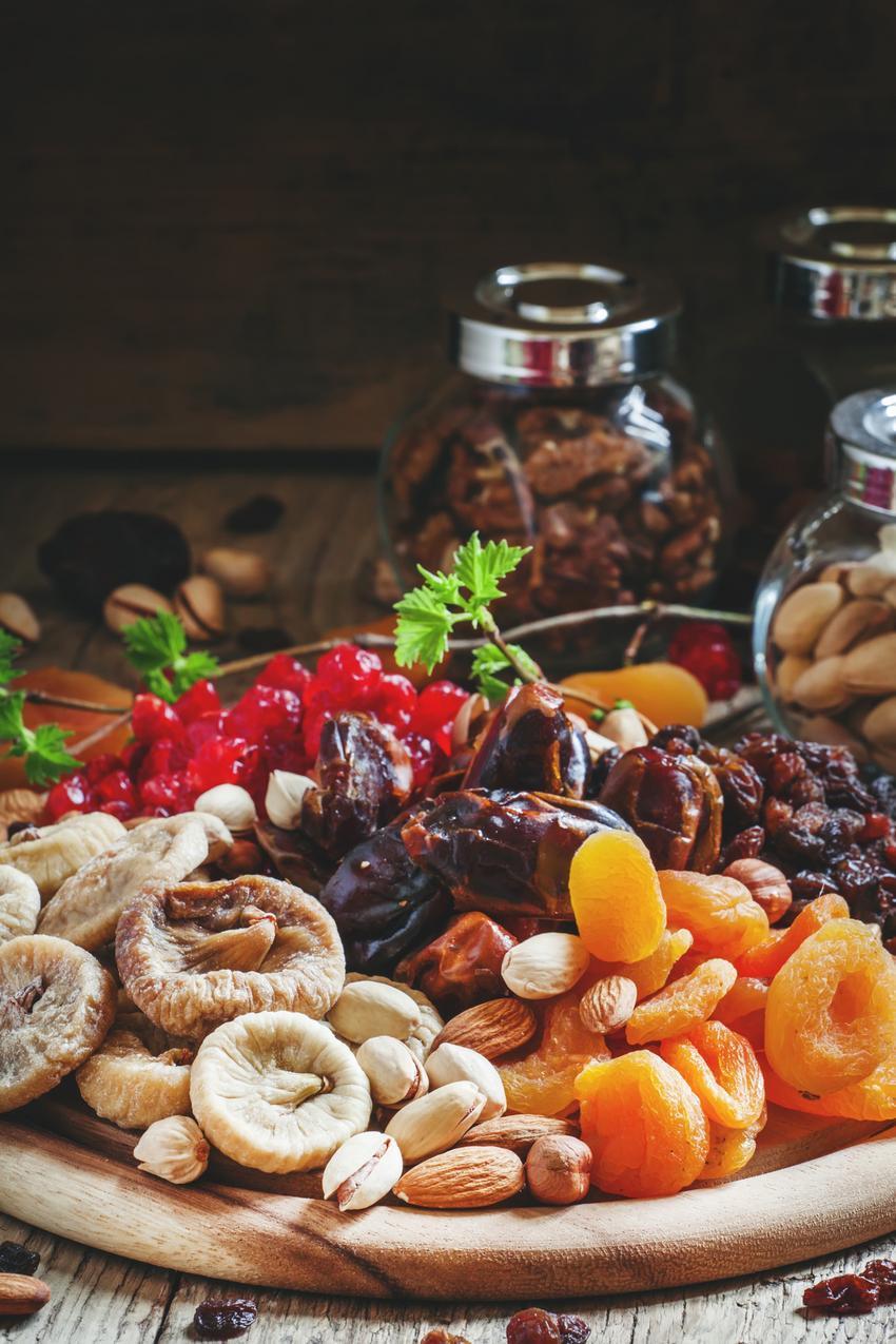 Naturalna słodycz suszonych owoców