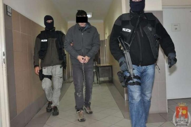 Mariusz B. oskarżony o uduszenie 4 osób