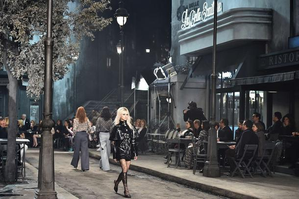 Pokaz Chanel Paris in Rome""